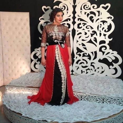 caftan haute couture boutique caftan marocain. Black Bedroom Furniture Sets. Home Design Ideas