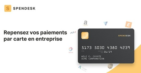 Repensez vos paiements par carte en entreprise | Boite à outils E-marketing | Scoop.it