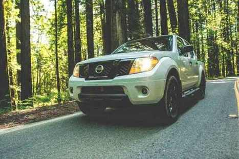2020 Nissan Frontier Redesign Exterior Interi