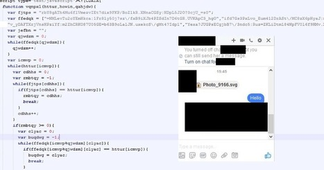 Spammers using Facebook Messenger to Spread Locky Ransomware   WinTechSolutions   Scoop.it