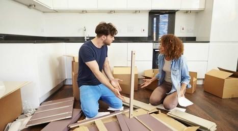Etude : Mieux Vaut être Un Homme Pour Assembler Les Meubles IKEA | Montage  De Cuisine Galerie