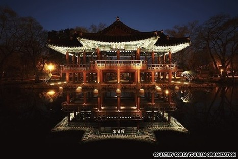 TOP WORLD TRAVEL DESTINATIONS: Beautiful places to visit in Korea | Korean Language Learning Resources | Scoop.it