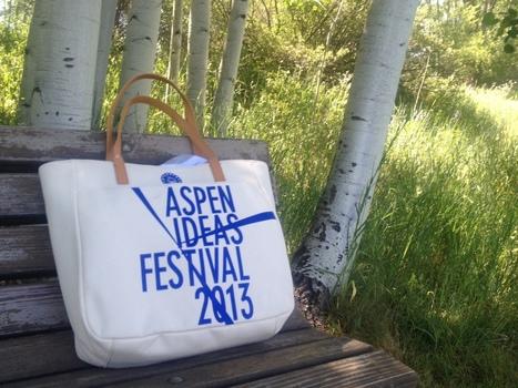 What's Inside the Giant Aspen Ideas Swag Bag? | Social Media, the 21st Century Digital Tool Kit | Scoop.it