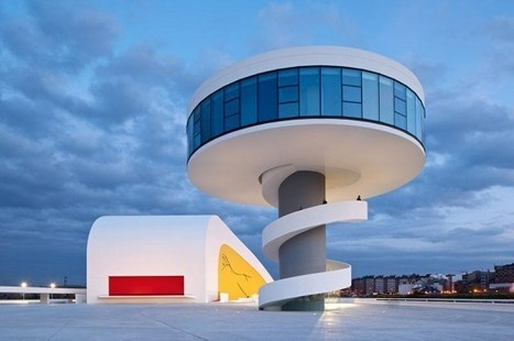 The Complete Works of Oscar Niemeyer | The Architecture of the City | Scoop.it