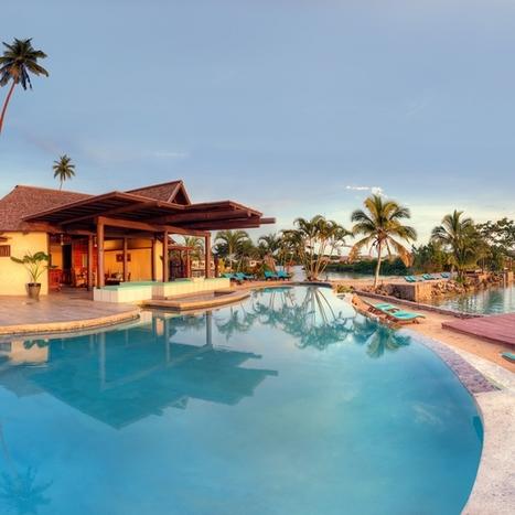 Fiji Resorts Overwater Bungalows In Business Scoop It