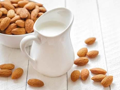 How To Make Your Own Almond Milk | Alzheimer's Support | Scoop.it