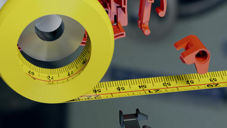 Uncovering the Hidden Mechanisms in a Tape Measure | STEM Connections | Scoop.it