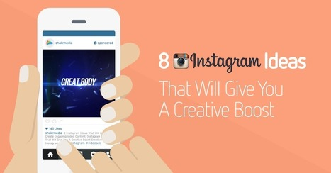 8 Instagram Ideas That Will Give You A Creative Boost | Marketing & Webmarketing | Scoop.it