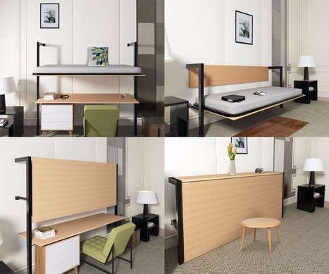 6 Tips To Make Your Bedroom Trendier | Camabeds   European Style Space  Saving Furniture |