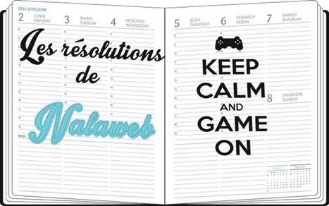 Mes résolutions de blogueur pour 2017 | Nalaweb | Scoop.it