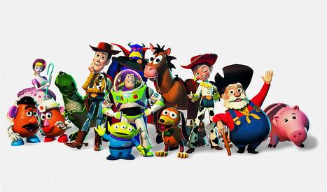 The Inside Story: 5 Secrets To Pixar's Success | Co.Design | Animation | Scoop.it