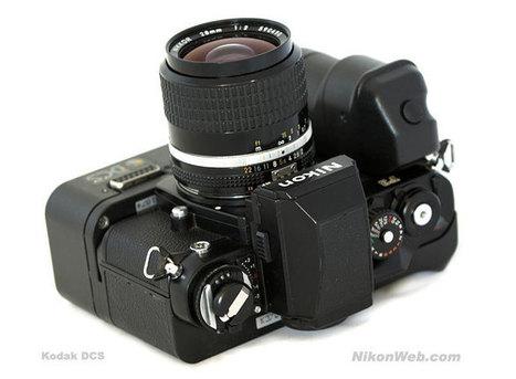 Interview with Kodak's lead engineer on the early Nikon-based Kodak DCS cameras | photography | Scoop.it