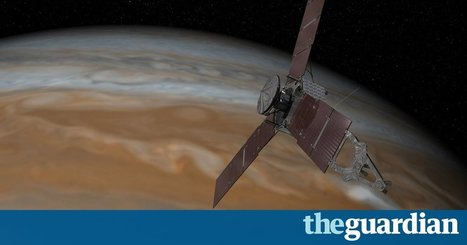 Nasa's Juno probe to make closest pass of Jupiter | SCIENCE NEWS | Scoop.it