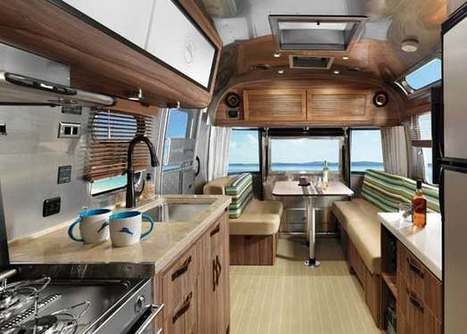 Airstream Tommy Bahama trailer brings a taste of the islands to the campground | Real Estate Plus+ Daily News | Scoop.it