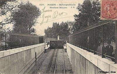 PARIS UNPLUGGED: 1914 - 1945: Stations de Métro rebaptisées | Histoire des Transports | Scoop.it