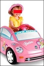Cops: Girl's Kin Towed Her Toy Car Behind SUV | In Today's News of the Weird | Scoop.it