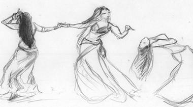 Stage de danse orientale | Rêves orientaux | Scoop.it