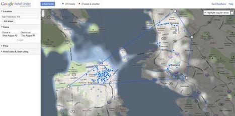 Google se lance dans la recherche d'hôtels | toute l'info sur Google | Scoop.it