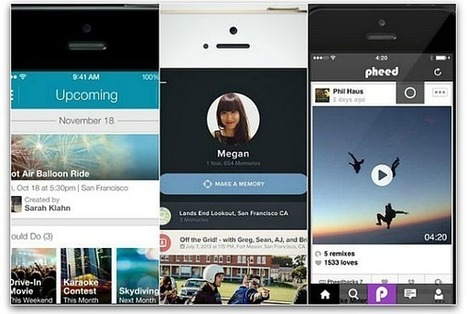 3 mobile social networks you should know | Communication Advisory | Scoop.it