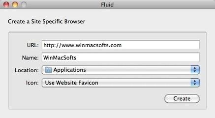 Fluid, créer une application pour visualiser votre site | Participative innovation | Scoop.it