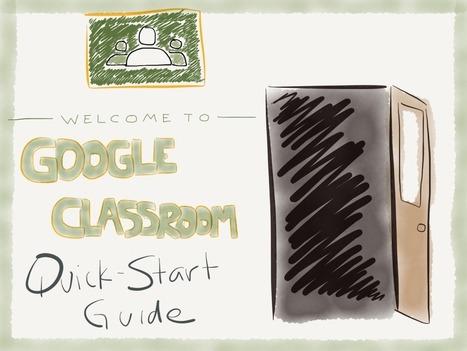 The Google Classroom Quick-Start Guide + tips and tricks! | Projecte Globalitzador | Scoop.it