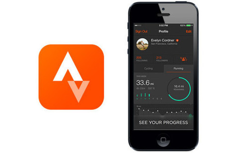 The Best Running Apps for Tracking Your Next Run | SELF | How to Use an iPhone Well | Scoop.it