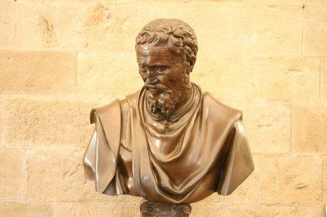 Michelangelo Buonarroti - Father and master of all the arts - Florence Italy | About Art & Creativity | Scoop.it