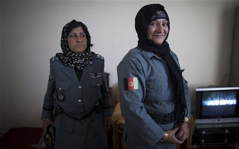 Helmand's most senior policewoman : 'My brother tried to kill me three times' | Underground news | Scoop.it