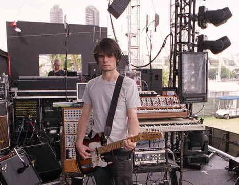 Jonny Greenwood - Radiohead Gear DIY | DIY Music & electronics | Scoop.it