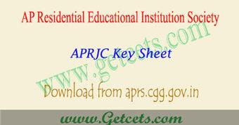 Aprjc Previous Question Papers Pdf