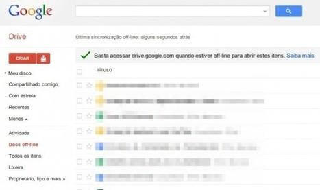 Las extensiones necesarias para poder trabajar Offline con las presentaciones de Google | Recull diari | Scoop.it