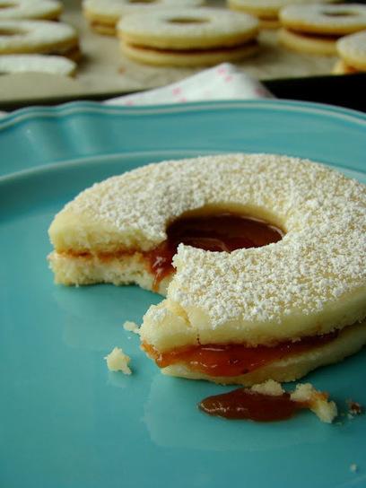 Family Feedbag: Peekaboo jam cookies | Cookie Baking | Scoop.it