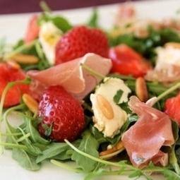 Et si on faisait des salades de printemps ? 30 recettes de salades   Carpediem, art de vivre et plaisir des sens   Scoop.it