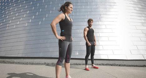 Hexoskin presenta la nuova generazione di magliette intelligenti per  sportivi 58e811a4b97b