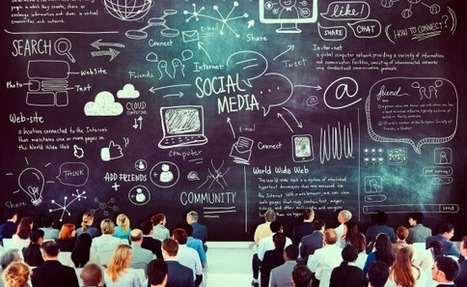 The Effects Of Social Media On Learning | IDEALearning | Social Media for Higher Education | Scoop.it