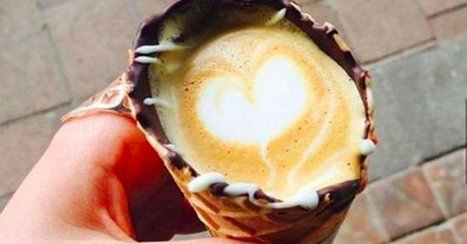 "Discover the ""World's most Instagrammed"" coffee 