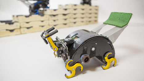 These adorable robots could someday put construction workers out of a job | Peer2Politics | Scoop.it