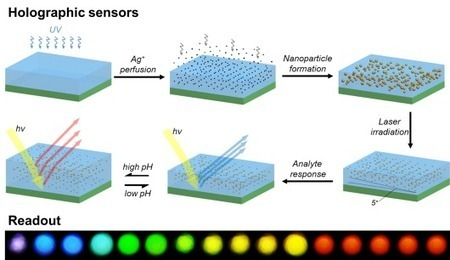 Smart holographic sensors can test for and monitor diseases | Open Mind & Open Heart | Scoop.it