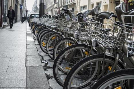 Vélib', un vrai succès et le signe d'une implantation du vélo dans la ... - 20minutes.fr   urbanisme et citoyenneté   Scoop.it