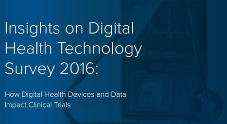 Validic Report: How Digital Health Devices and Data Impact Clinical Trials | El pulso de la eSalud | Scoop.it