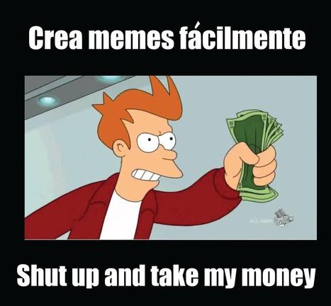 Ocho herramientas para crear memes fácilmente   Links sobre Marketing, SEO y Social Media   Scoop.it