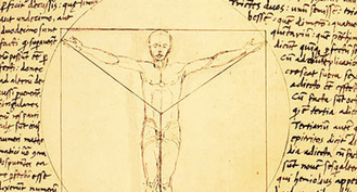 The Other Vitruvian Man | Friends of the Museums (Singapore) | Scoop.it
