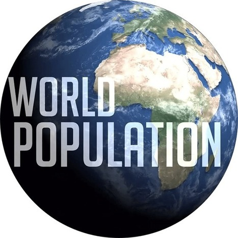 World Population History | JWK Geography | Scoop.it