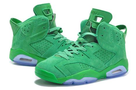 online store 996ca 7057b 2016 NIKE AIR JORDAN 6 RETRO Flix green  sr1058  -  88.80   best shoes