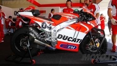 Dovizioso, Hayden test development bike at Jerez   Ducati news   Scoop.it