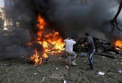Suicide bombers kill 25 near Iran embassy in Beirut | Unconventional Conflict | Scoop.it
