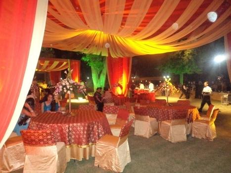 Rent Me A Farm offers best of the wedding Venues in Delhi | Rent Me A Farm | Scoop.it
