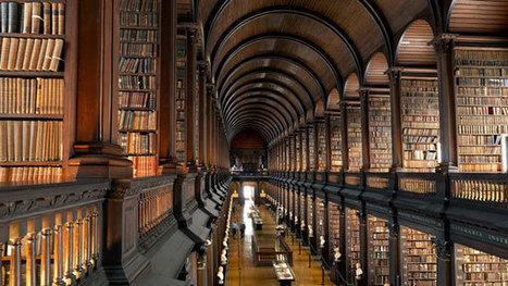 Higher education in Ireland | Education, Eco and Tech Info | Scoop.it