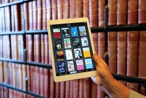 What has Amazon beat on all-you-can-read e-books? Your public library | Acquiring | Scoop.it