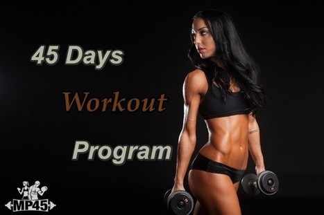 weight lose exercises' in 45 day Workout Program | Scoop it